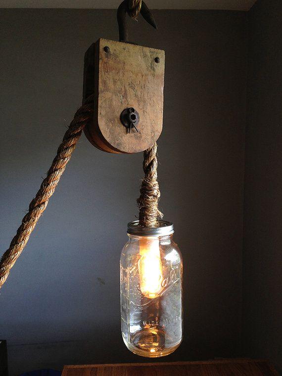 Maritime Pendant Light
