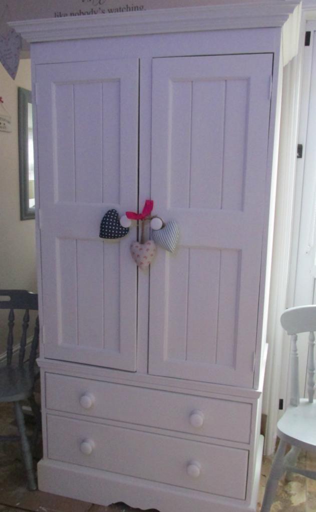 Storage Armoire Wardrobe Closet