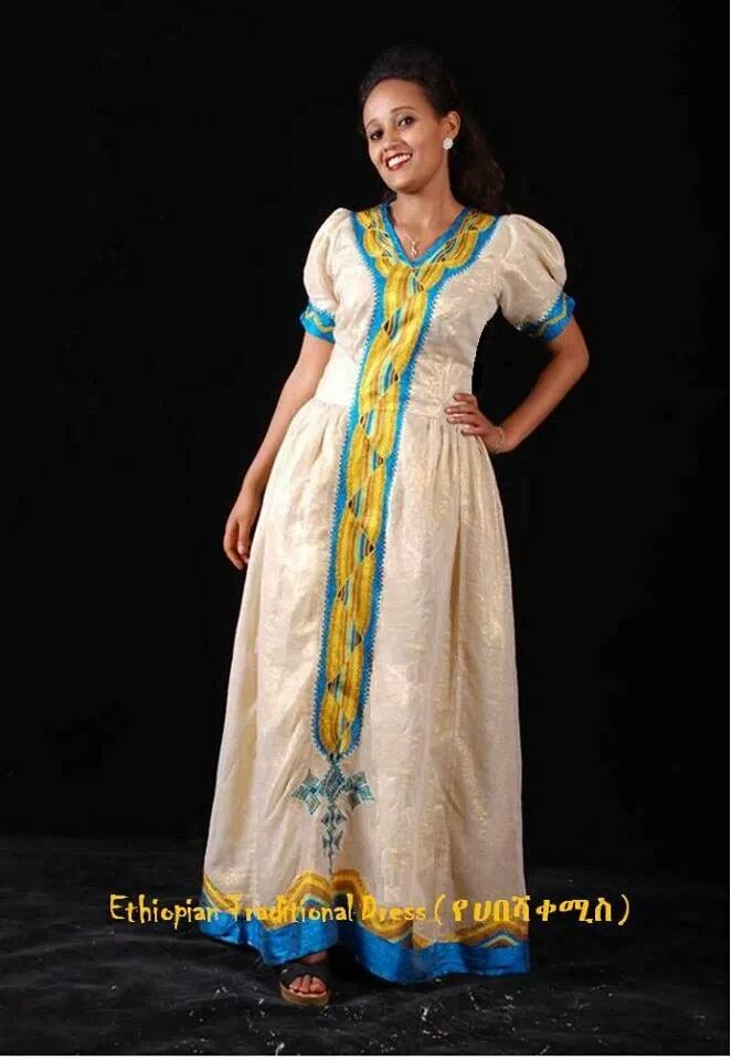 Habesha Fashion Dresses