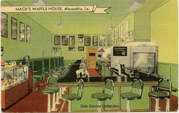 Waffle House Alexandria Al