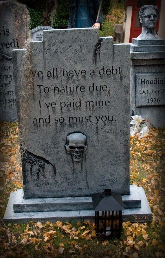 Tombstone Inscriptions Ideas