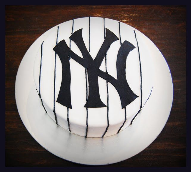 New York Yankees Cake Designs