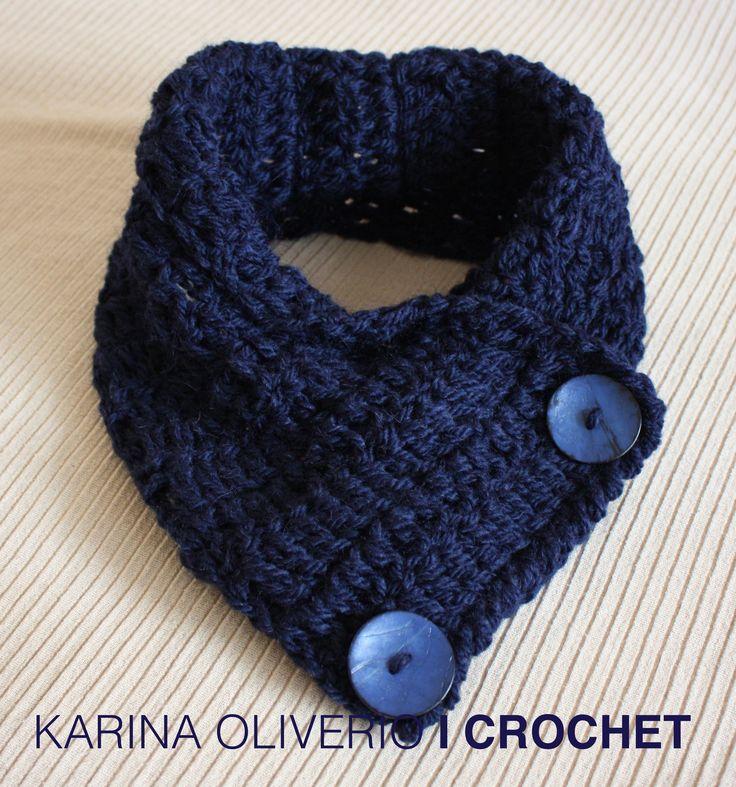 Como Hacer Chalinas Tejidas Crochet