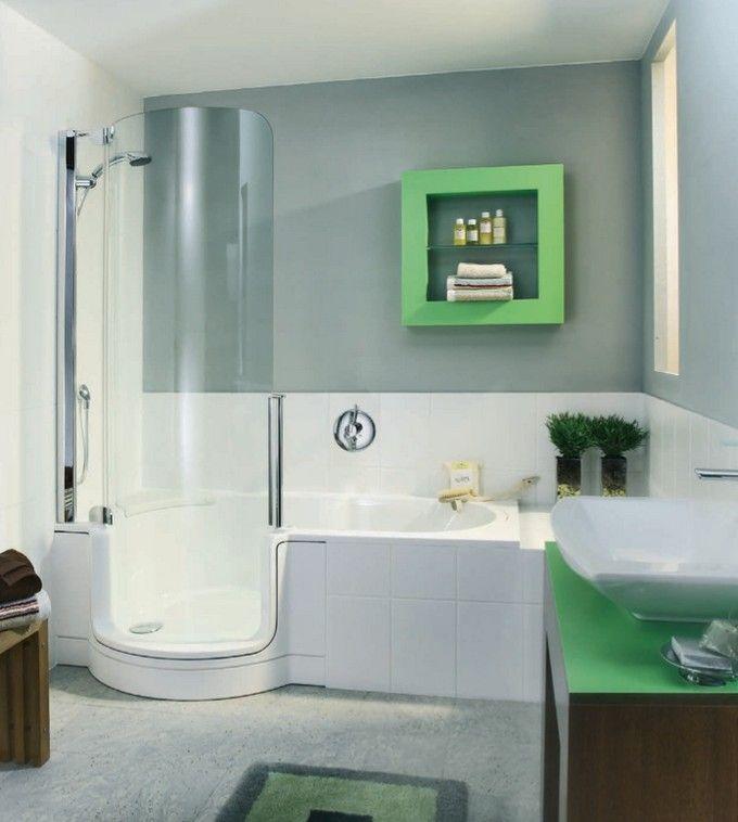 Walk In Tub Shower Combination Bath Accessibility