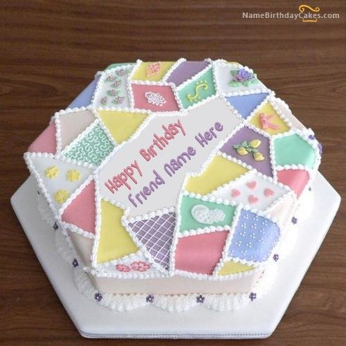 Happy 98th Birthday Cake