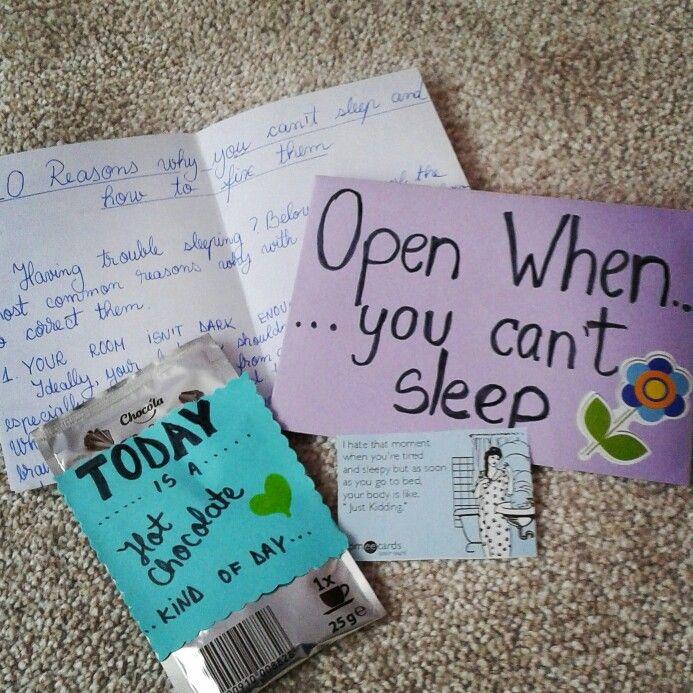 Open Letters When Ideas Boyfriend Your
