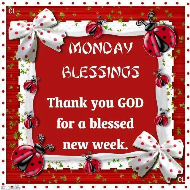 And Change Blessings Thursday