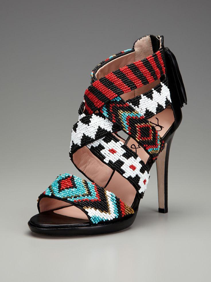 What Geometric Shoes Print Wear
