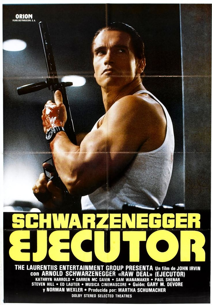 Posters Schwarzenegger High Arnold Quality