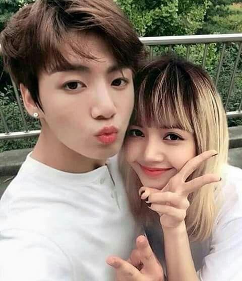 Jeon Jung Kook Girlfriend