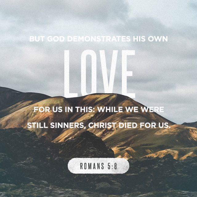Romans 5 5 Meaning