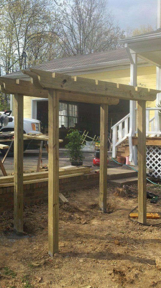 Leisure Time Products Pergola Instructions
