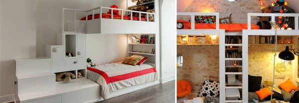 Bunk Beds Are Versatile And Necessary When You Have 2 Or