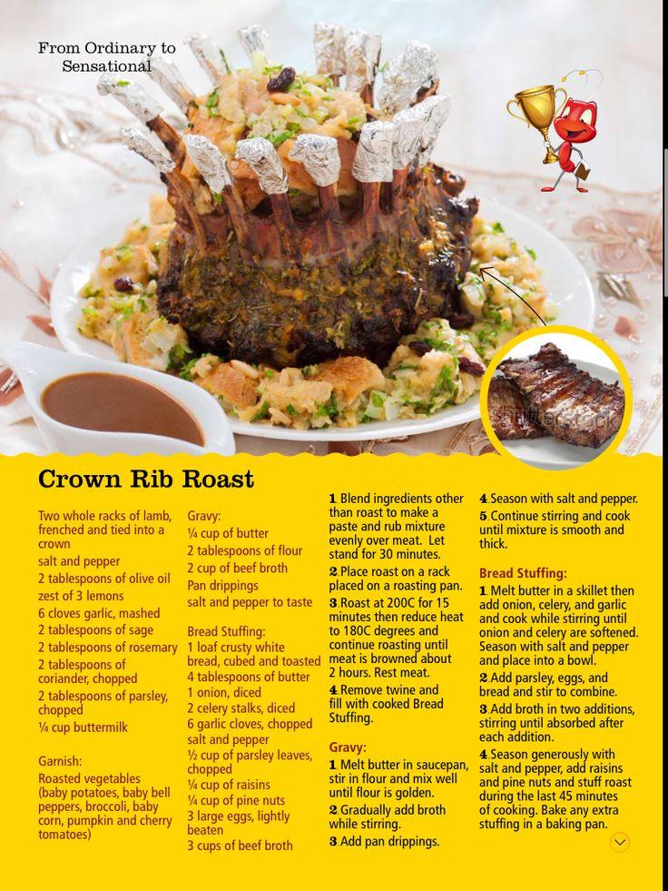 Crown Roast Booties Bone