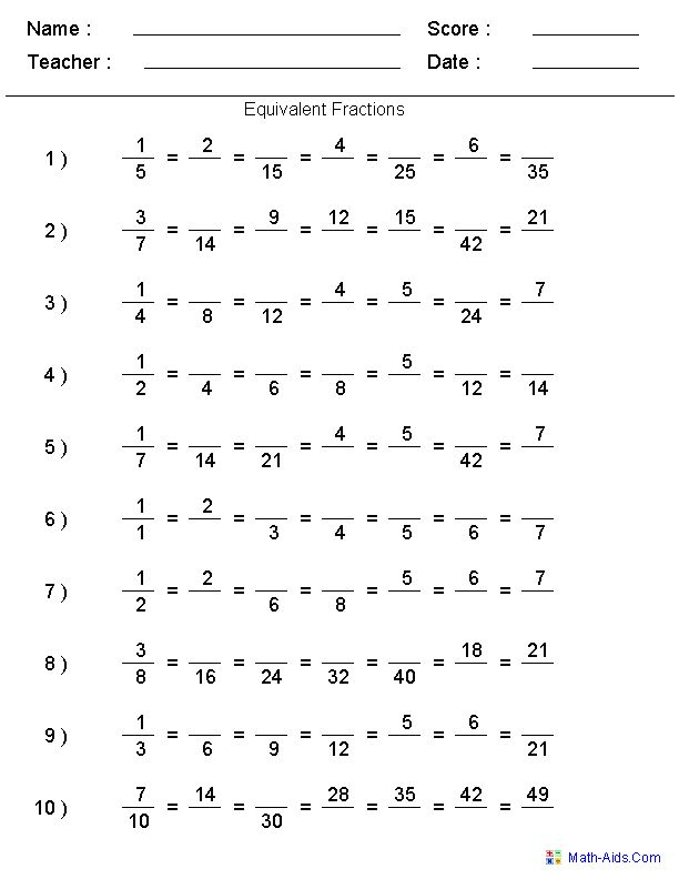 Mixed Numbers Improper Fractions Printables
