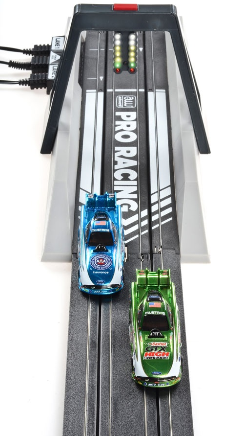 Racing Drag Slot Car Rc