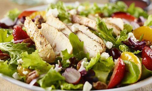 Longhorn Steakhouse Copycat Recipes Strawberry Salad The