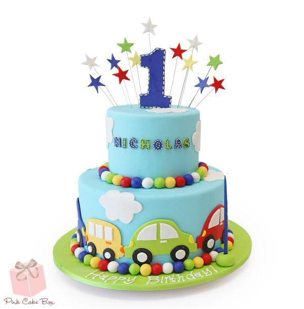 Cake Ground Birthday Back Smash Ideas 1st Girls