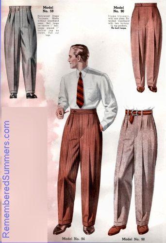 Crazy Outfit Men 1950