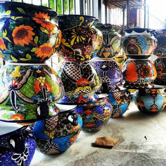 Mexican Terra Cotta Pots