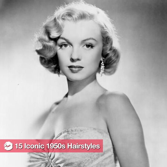 Easy 1950s Hairstyles For Long Hair Page 1