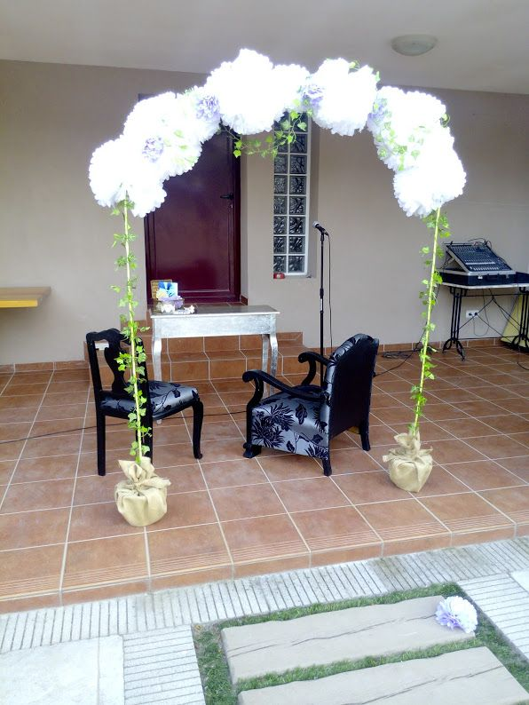 25th Wedding Decoration Party Anniversary