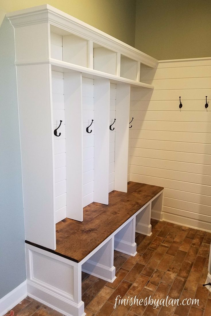 17 Best Images About Mudroom Benches On Pinterest