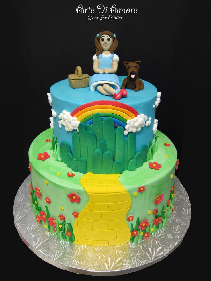 615 Best Images About Cake Decorating Characters For