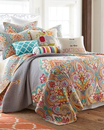 Paisley Quilt And Luxury On Pinterest
