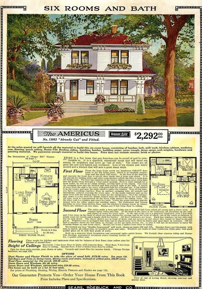 Catalog Homes Sears Old