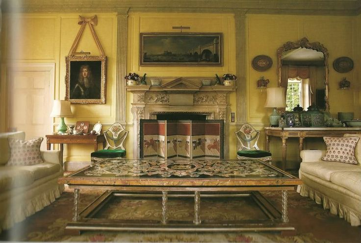 Old World Home Decorating Ideas