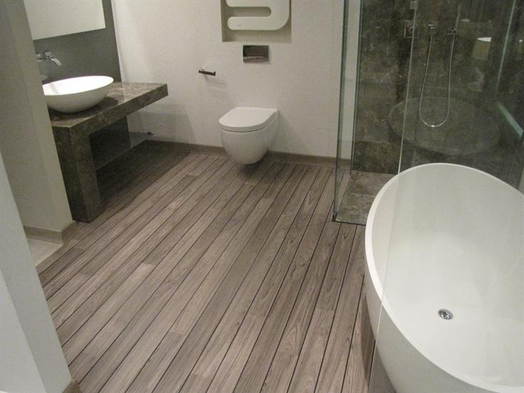Quickstep Bathroom Flooring