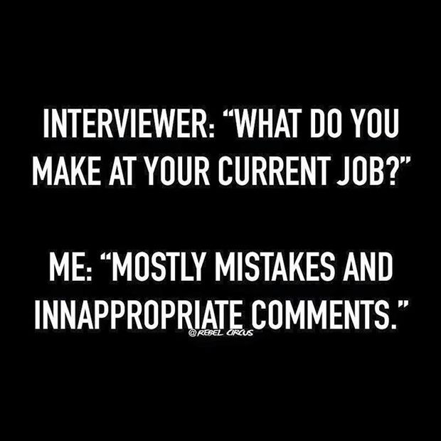 Work Sarcastic Humor