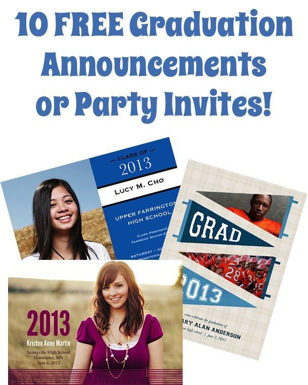 Cost Graduation Invitations