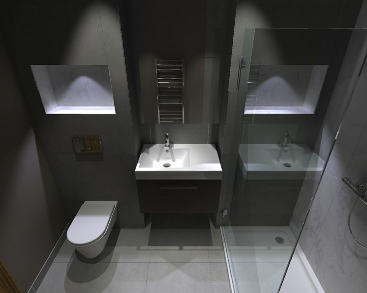 Small Bathroom Designs 3d