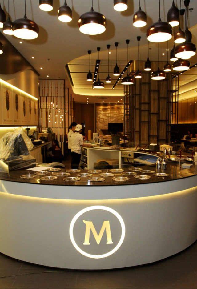 Philippines Magnum Pleasure Pop Up Restaurant Pop Ups