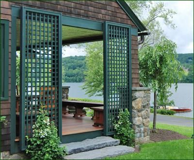 22 Best Images About Walpole Outdoors Lattice On Pinterest