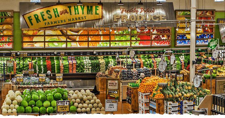 Fresh Market Indianapolis Locations