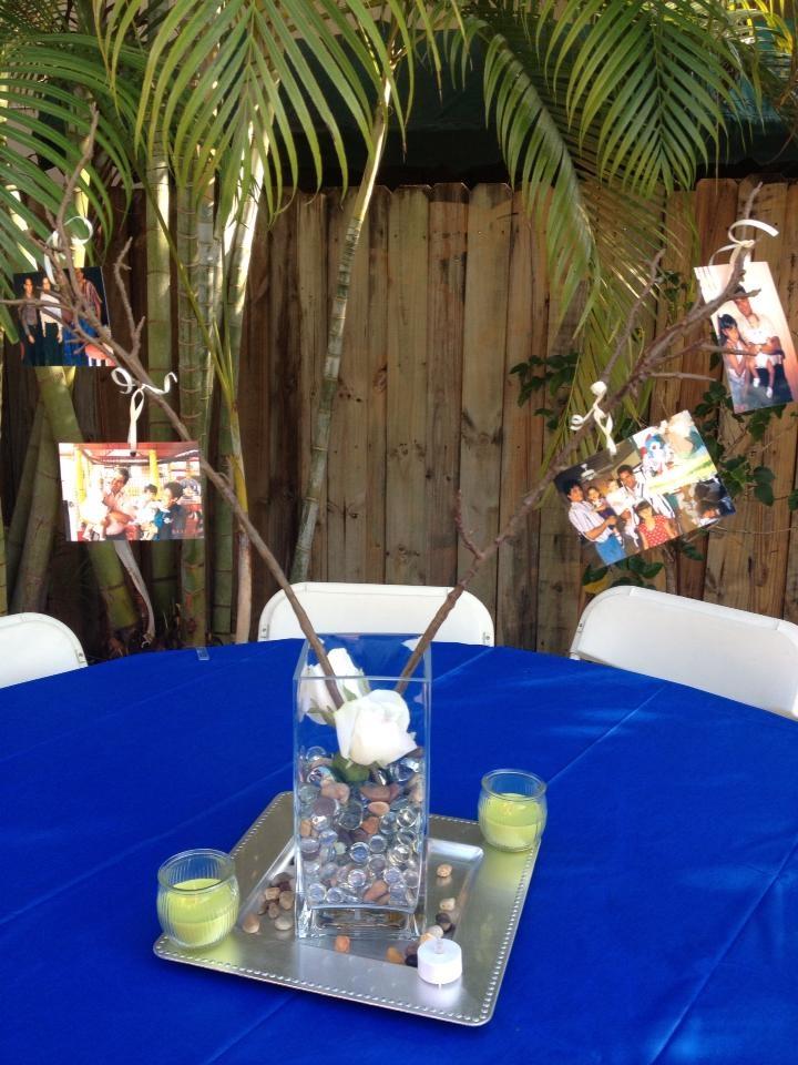 Simple Centerpiece Ideas Parties