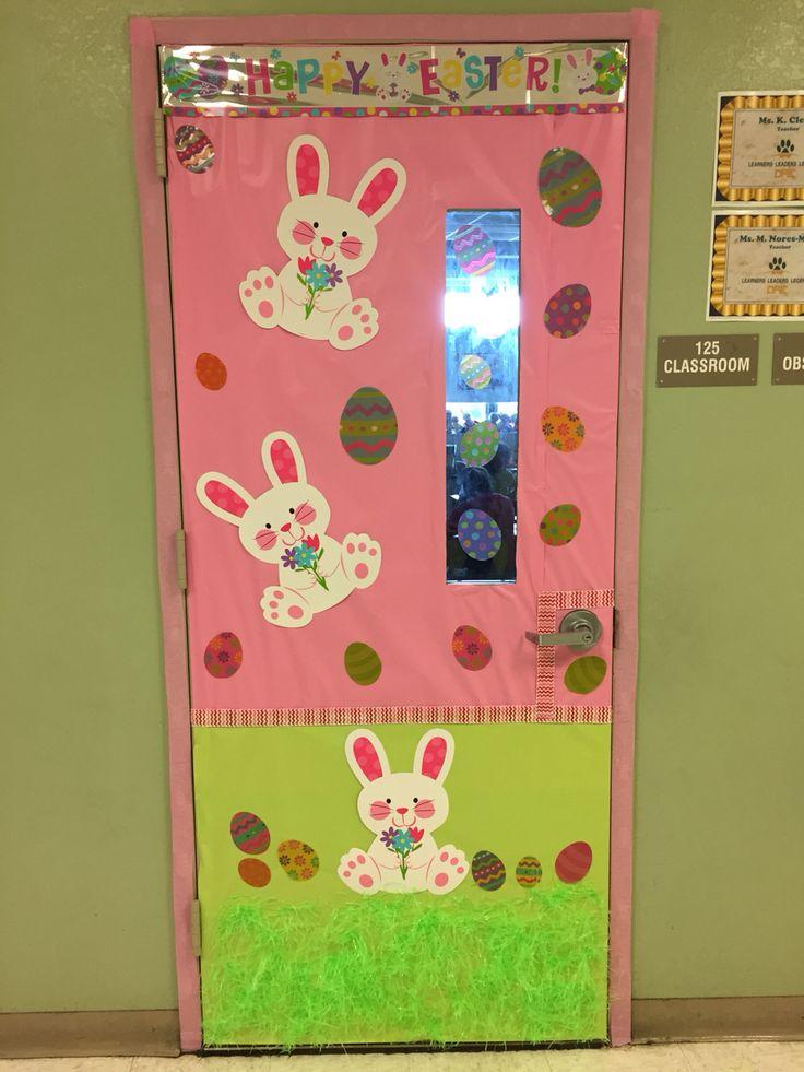 Easter Classroom Door Decoration Classroom Door