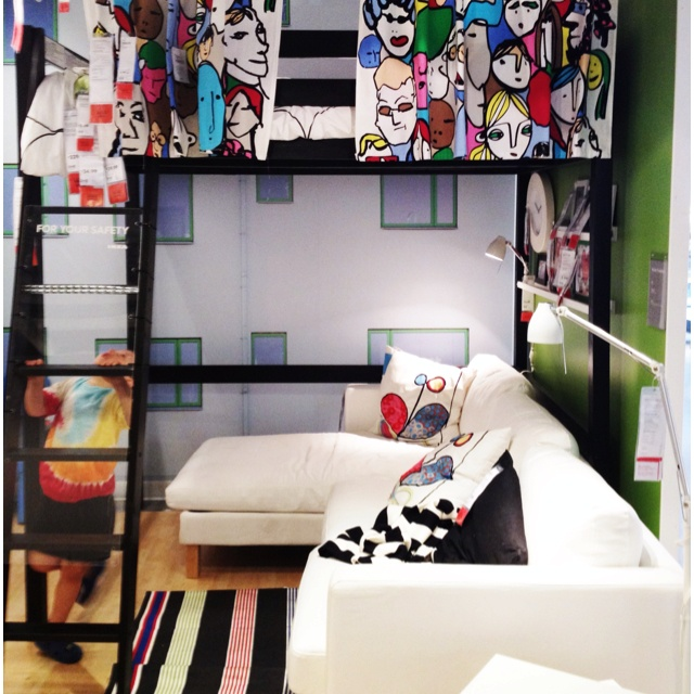 29 Best Images About Loft Bed On Pinterest Bedroom Ideas