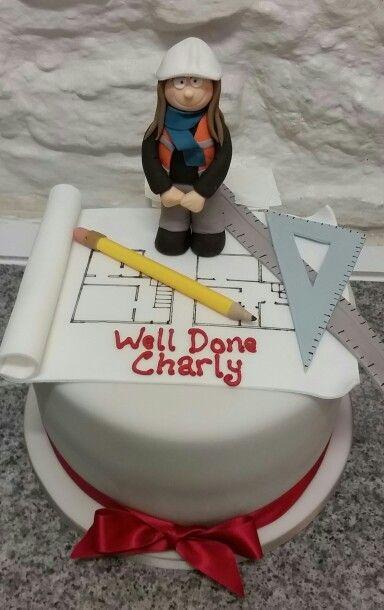 Civil Engineering Cake Ideas