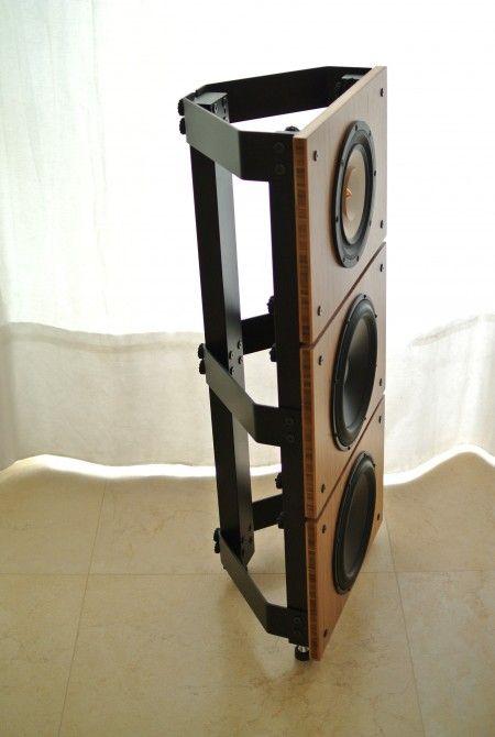 Back Loaded Horn Speaker Box