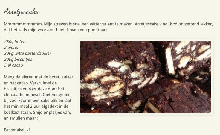 Typical Dutch Food Easy