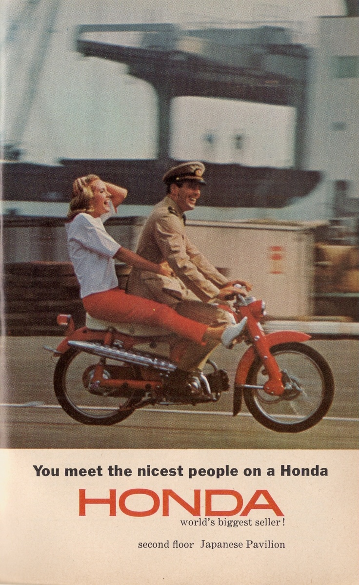 26 Best Images About Vintage Motorcycle Ads On Pinterest
