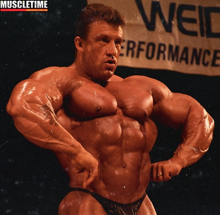 Back Christmas Tree Dorian Yates