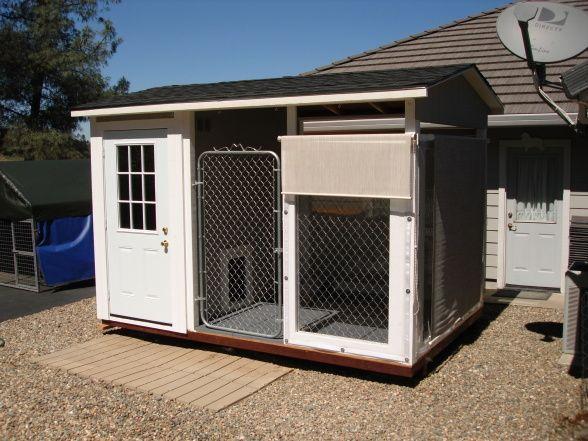 Air Dog Conditioner Kennel