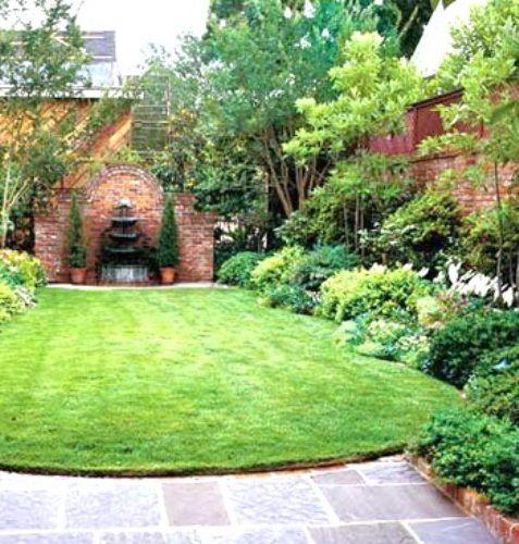 Simple Garden Designs Small Gardens
