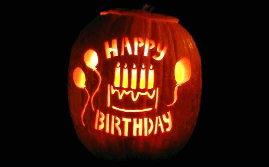 Halloween Birthday Happy Birthday Images