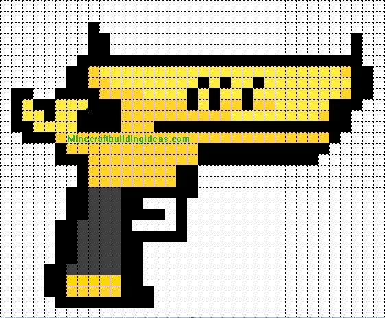 Art Pixel Grid Homer Minecraft